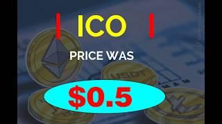 Ethereum price Movement 2015 to 2017