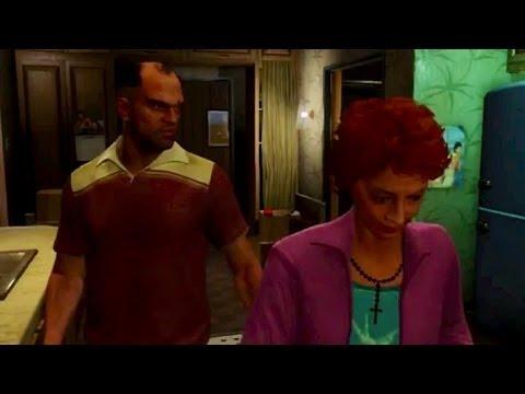 GTA 5 - Trevor Destroys Patricia