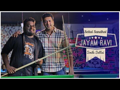 Why should STR  watch Vanamagan ?  Jayam Ravi  Settai Sandhai  Epi 05  Smile Settai