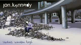 "Jon Kennedy - ""all A Dream"" From 'useless Wooden Toys' Lp (2005)"
