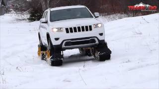 Track N Go On Jeep Wrangler And Grand Cherokee
