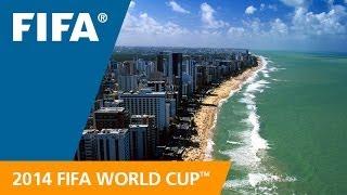 World Cup Host City: Recife
