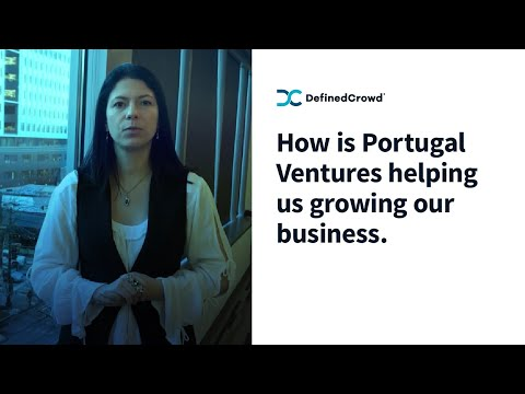How is Portugal Ventures helping us growing our business