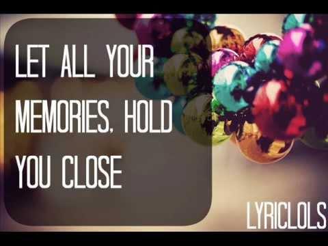 Christina Perri - Something About December - Lyrics On Screen