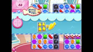 How to beat level 1017 in Candy Crush Saga!!