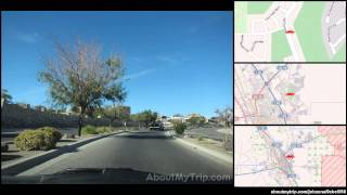 East Lohman Avenue (Las Cruces, New Mexico) to Calisto Loop (Doña Ana County)