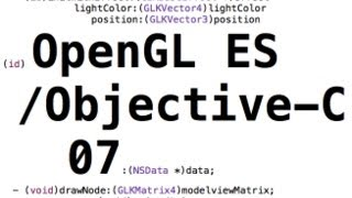 OpenGL ES/ Objective-C Game Tutorial part 7: Translation and rotation