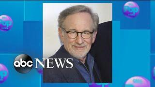 Steven Spielberg fan letter changes young man