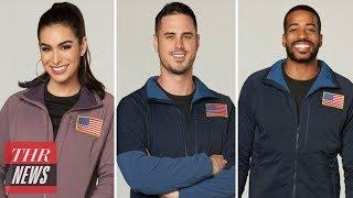 'The Bachelor Winter Games': Familiar Faces Lead International Cast | THR News