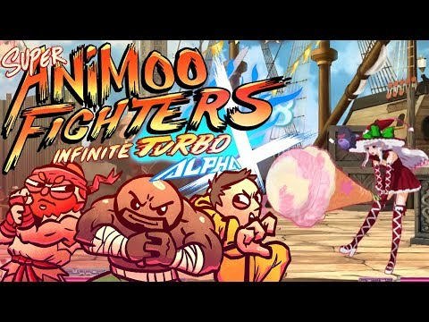 Super Animoo Fighters - Blade Arcus from Shining: Battle Arena