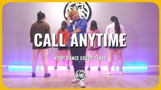 Call Anytime _ JINU (Feat. MINO) /  Pride Dance Cover / Dark Angels Kpop Class