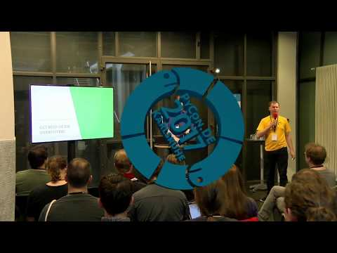 """PyCon.DE 2017 Nils Braun - Time series feature extraction with tsfresh - """"get rich or die.."""