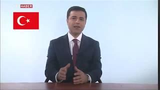 Selahattin Demirtaş'ın 17 Haziran 2018 TRT Konuşma