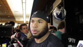 Repeat youtube video Carolina Panthers vs San Francisco 49ers Post Game Recap Highlights