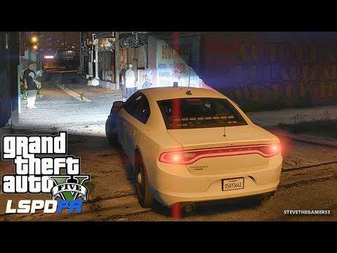 LSPDFR #516 GANG UNIT PATROL!! (GTA 5 REAL LIFE POLICE PC MOD) BAD COP