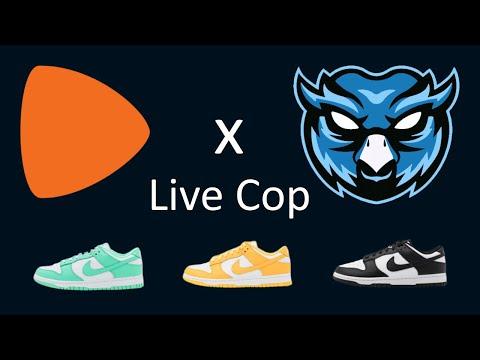 Zalando Live Cop with HunterAIO