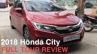 2018 Honda City E CVT Full Tour Review