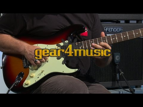Fender Deluxe Roadhouse Stratocaster Electric Guitar