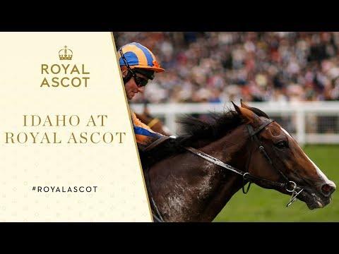 Royal Ascot 2017: Idaho claims The Hardwicke Stakes