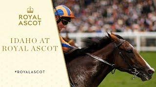 Royal Ascot 2017   Idaho wins the Hardwicke Stakes