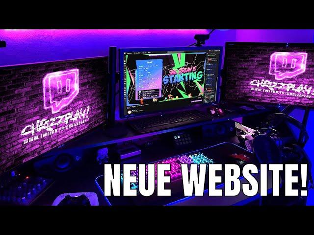 Infovideo 💥 www.ChrizzPlay.de jetzt online!