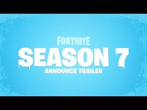 Mel Taylor - Fortnite Trailer: Season 7