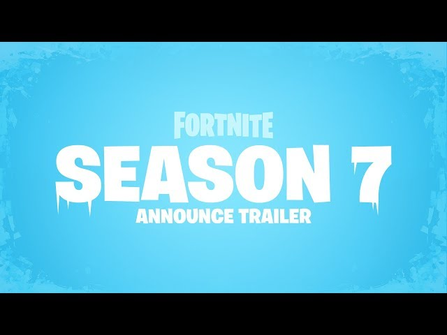 Fortnite Season 7 Map Battle Pass Skins Release Time And Trailer