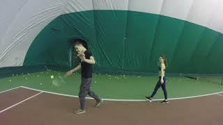 Большой Теннис Москва-Обучение.