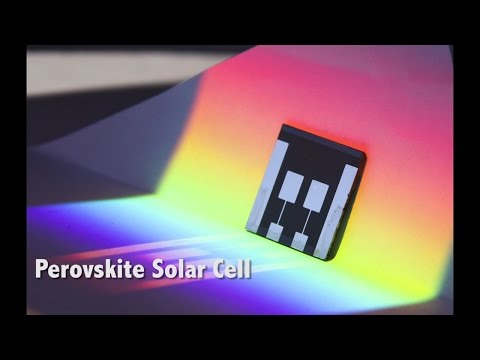 NEW !! Solar Cell Type.
