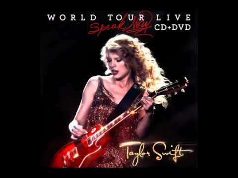 Taylor Swift - Enchanted Live (with piano/violin intro)