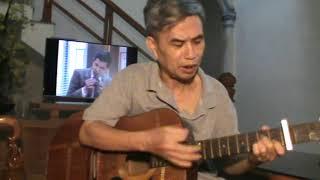 HÁT MÃI KHÚC QUÂN HÀNH  Thầy giáo có biệt danh siêu nhân siêu giỏi đàn hát thư giãn guitarr mono cov