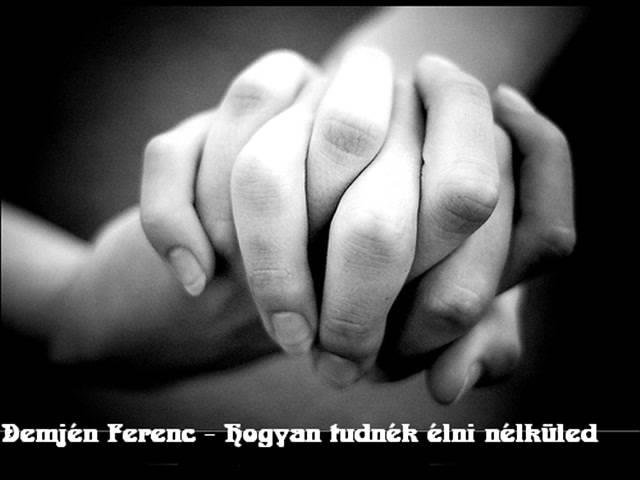 Demjén Ferenc - Hogyan Tudnék Élni Nélküled