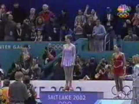 2002 Olympics Medal Ceremony