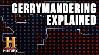 Gerrymandering: Controversial Political Redistricting Explained | History