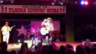 Josh Abbott Band - Set The World On Fire/ We Are Young Cover