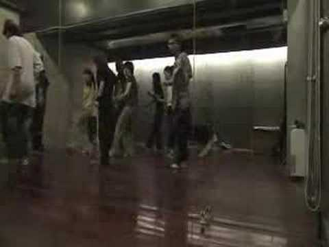 Seven HipHop FreeStyle Class (Taiwan)
