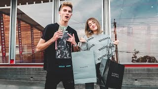 Taking My Sister On A Designer Shopping Spree!