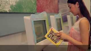Hong Kong Public Libraries - Smart (RFID) Self-Checkout