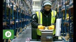 Publix Distribution Job—Warehouse Selector