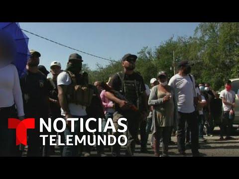 Renacen las autodefensas en México para combatir a los narcos | Noticias Telemundo