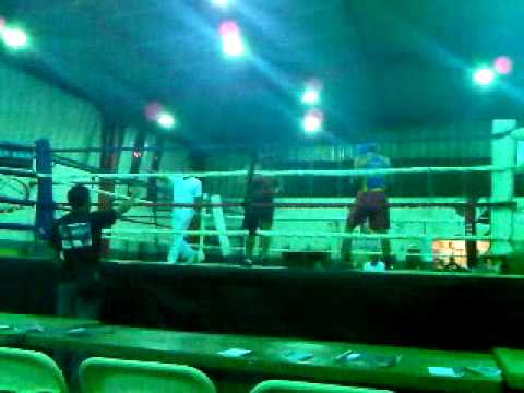 San Jose Costa Rica National Gym Boxing july 31 2010 p2.3GP