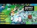 GTX 460 | Dota 2 - 1080p All Settings!