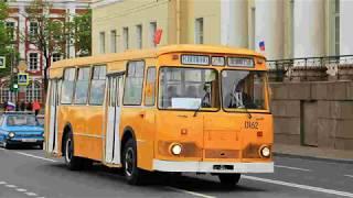 ЛиАЗ-677 - СЛЁЗЫ СОВЕТСКИХ ВОДИТЕЛЕЙ - ''Скотовоз''