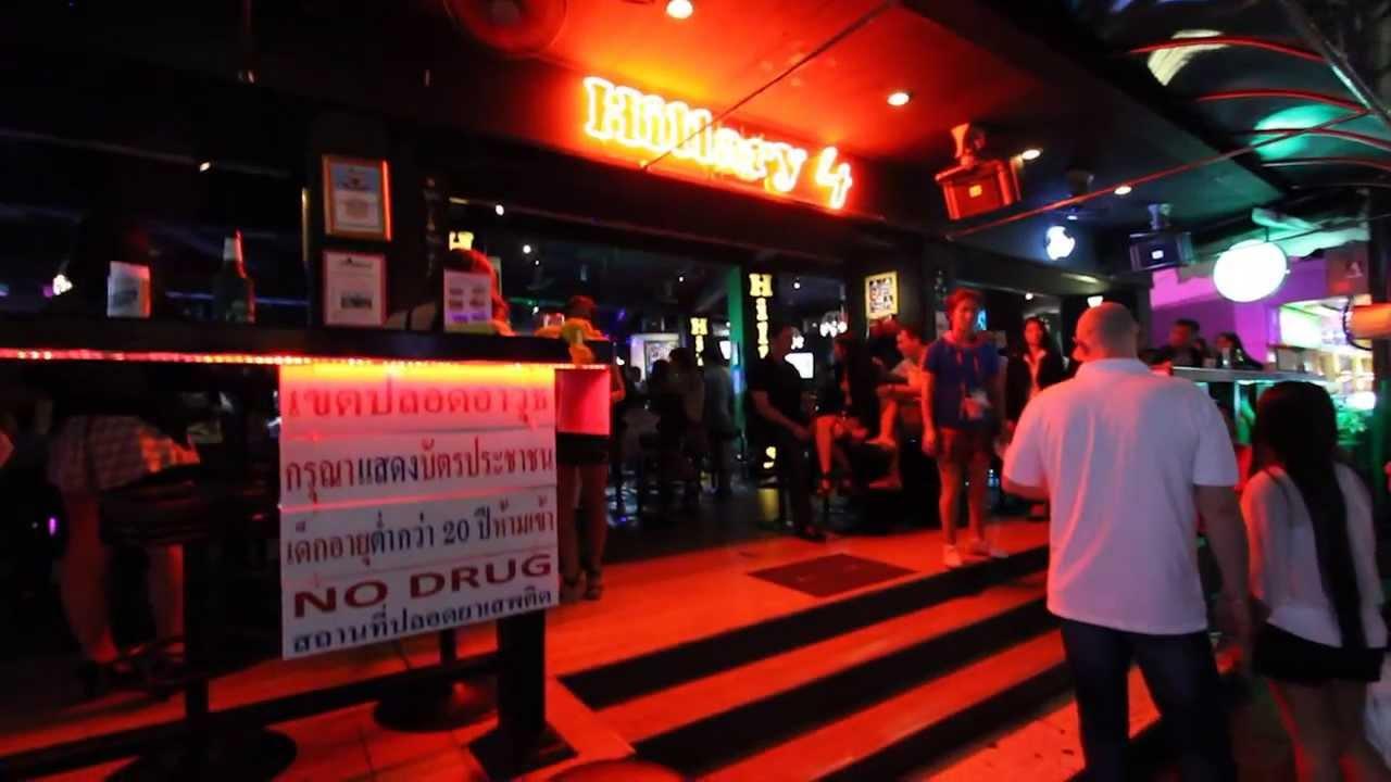 Hillary Bar 4  Bangkok Nightlife  YouTube