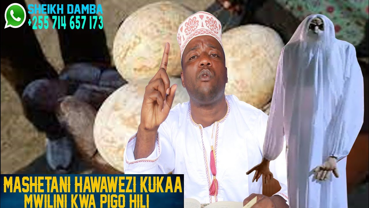 Download MASHETANI HAWAWEZI KUKAA MWILINI KWA PIGO HILI