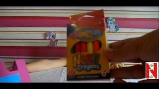 Crayons NEON супер-карандаши!Подарки!!!!!