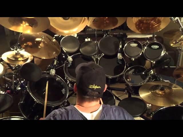 The paraplegic Drummer