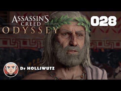 Assassin's Creed Odyssey #028 - Eine giftige Begegnung [PS4] | Let's play Assassin's Creed Odyssey
