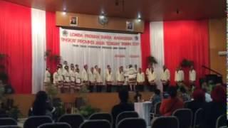 """PSM Voice of SWCU """" Tanah Tumpah Darahku """""""
