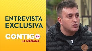 [ENTREVISTA COMPLETA] Luis Pettersen habló de Fernanda Maciel - Contigo en La Mañana